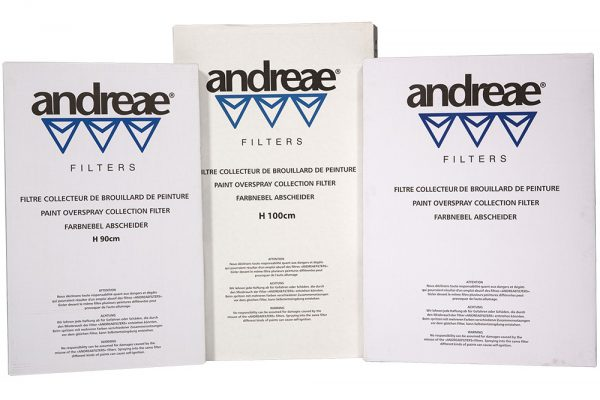 Andreae Filter - High Efficiency