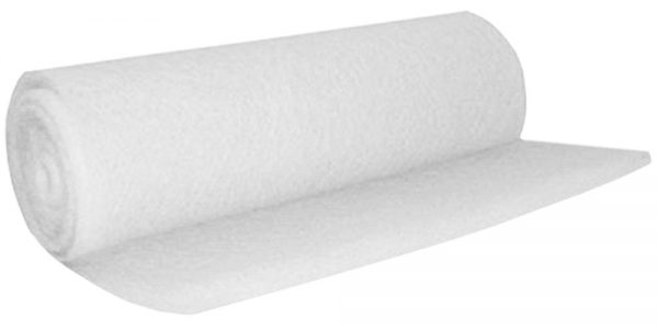 AeroFlow Pre-Filter Polyester Filters - 100gsm - Custom Cut